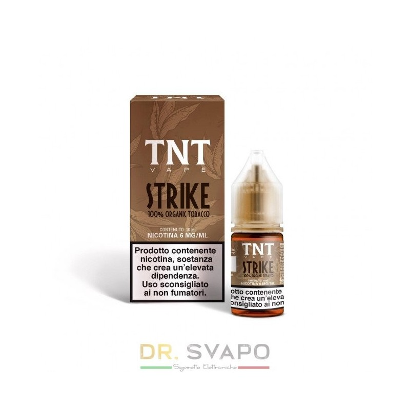 STRIKE - Liquido Pronto TPD 10ml - TNT