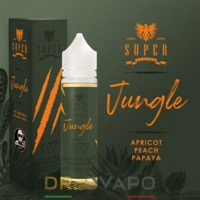 Jungle D77 - 50ml Mix & Series - VaporArt