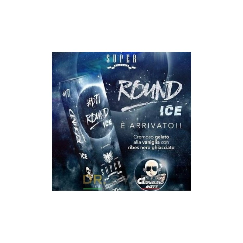 Round Ice D77 - 50ml Mix & Series - VaporArt
