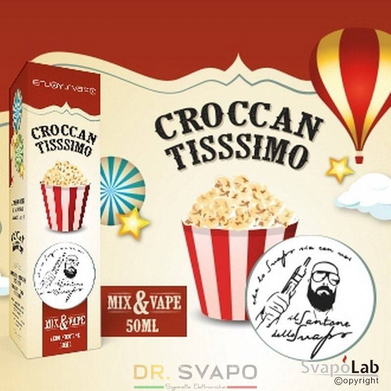 Croccantissimo by il Santone dello Svapo  - 50ml Mix & Series - VaporArt