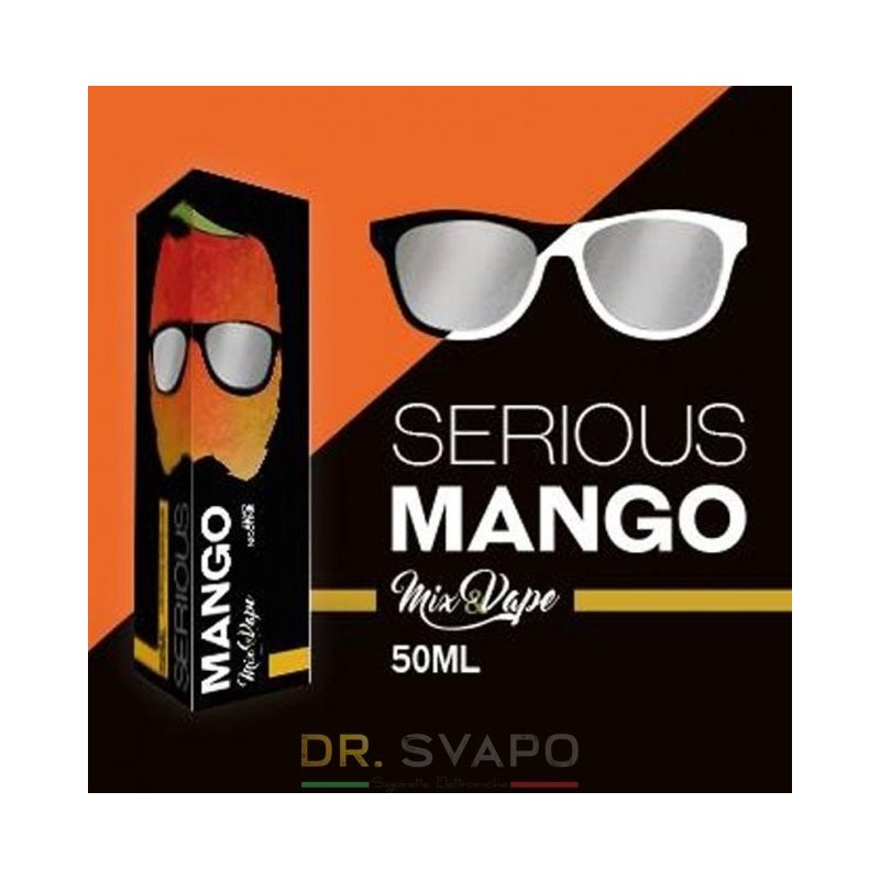 Serius Mango - 50ml Mix & Series - VaporArt
