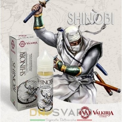 Shinobi Valkiria - 50ml Mix & Series - VaporArt