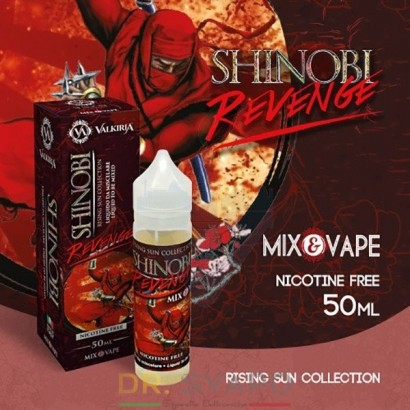Shinobi Revenge Valkiria - 50ml Mix & Series - VaporArt