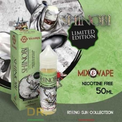 Shinobi Ice Valkiria - 50ml Mix & Series - VaporArt